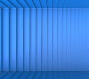 Abstract Rechte lijnblauw met de verordening Royalty-vrije Stock Foto's