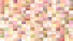 Abstract rectangle background - gradient mosaic vector design from colorful rectangles Royalty Free Stock Image