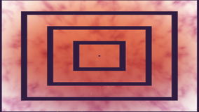 Abstract Rectangle background. HD Resolution stock video