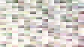 Abstract rectangle background - geometrical vector illustration Royalty Free Stock Images