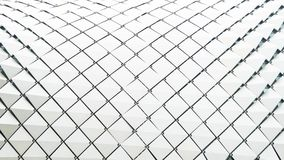 Abstract rectangle square folded pattern white gradient. The abstract rectangle square folded pattern white gradient Royalty Free Stock Images