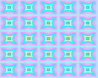 Abstract recurring pattern Royalty Free Stock Image