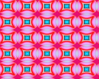Abstract recurring pattern Royalty Free Stock Photography
