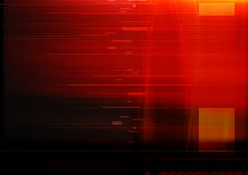 Abstract Red. Abstract background Royalty Free Stock Photography