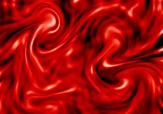 Abstract red background. Like vortical water Royalty Free Stock Image