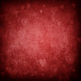 Abstract red background Stock Photography