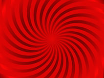 Abstract red background. Vector illustration Stock Image