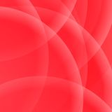 Abstract Red Background. Abstract Red Circle Pattern stock illustration