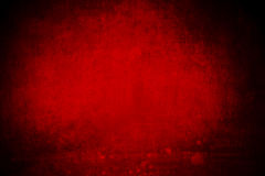 Abstract red background. With dark vignette frame, grunge layout royalty free stock images