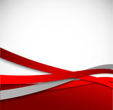 Abstract red background Royalty Free Stock Images