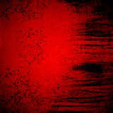 Abstract red background. Grunge background or texture, illustration Royalty Free Stock Photos