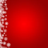 Abstract red background layout design, web template with smooth Stock Images