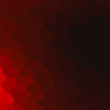 Abstract red background. Stock Photos