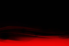 Abstract red background. With space for your own creations Stock Images