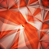 Abstract red background. Vector Royalty Free Stock Photography