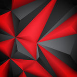 Abstract red background. Vector Stock Photos