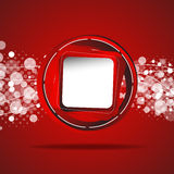 Abstract red background. Vector Stock Images