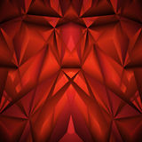 Abstract red background. Vector Royalty Free Stock Image