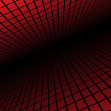 Abstract red background. Vector illustration Stock Images