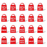 Discounts and Offers Stock Photo