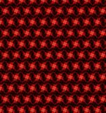 Abstract red black color pattern wallpaper Stock Images