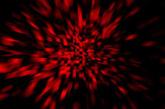 Abstract red black squares background Royalty Free Stock Photo
