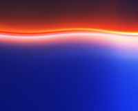 Abstract red and blue Royalty Free Stock Photo