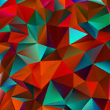 Abstract red and blue. EPS 8 Royalty Free Stock Photos
