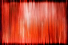 Abstract red blur with a frame Stock Photography