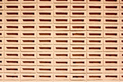 Abstract red brick wall background Stock Photo