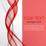Abstract red color template background. Stock Photo