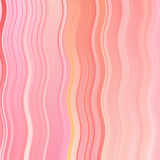 Abstract red color wave line and stripe background with gradient colorful lines and stripes pattern Stock Image