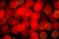 Abstract red colorful big background with bokeh Royalty Free Stock Photography