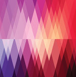 Abstract red colour background vector. Stock Photo
