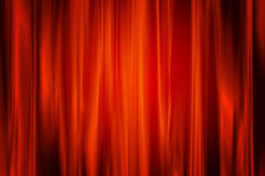 Abstract red curtain background. Royalty Free Stock Image