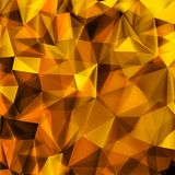 Abstract red 3D background. EPS 10 Royalty Free Stock Photo