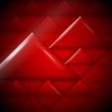 Abstract red Royalty Free Stock Photos