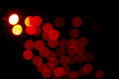 Abstract red defocused background Royalty Free Stock Photo