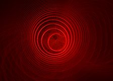 Abstract red design royalty free stock photos