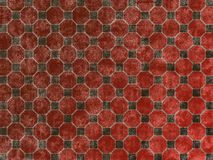 Abstract Red Geometric Background Stock Photos