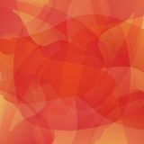 Abstract red geometric vector background Stock Image