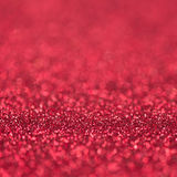 Abstract red glitter holiday background Royalty Free Stock Photo