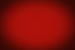 Abstract Red gradient background Stock Photo