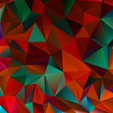Abstract red and green. EPS 10 Royalty Free Stock Image