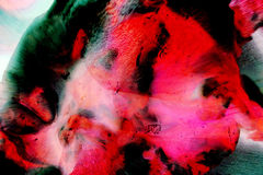 Abstract red grunge Stock Images