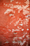 Abstract red grunge wall texture background Royalty Free Stock Photography