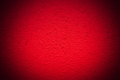 Abstract red handmade mulberry paper texture Stock Photography
