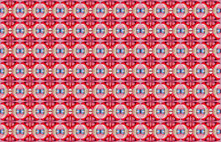 Abstract  red hight-heeled Royalty Free Stock Photography