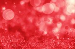 Abstract holiday background, beautiful shiny Christmas lights, glowing magic bokeh royalty free stock image