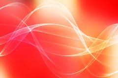 Abstract red light Background Royalty Free Stock Photography